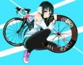 東京自転車少女。2巻/わだぺん。