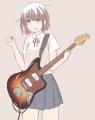ギター女子高生02