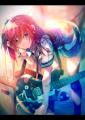 ギターと女の子