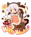 なぎさちゃんのバレンタイン