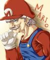 マリオ58歳