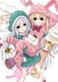 杏と輝子でスリーピングキノコです!