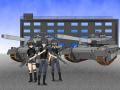 陸上自衛隊_10式戦車(線画有)