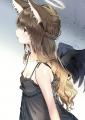 天使とランジェリー