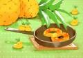 焼きパイナップル