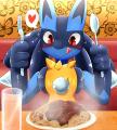 わぁ…っ 美味しそぉ! いただきまぁす!