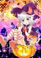 ハロウィンこいしにゃん♪