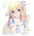 眼鏡アリス。