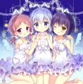 冬の天使たち