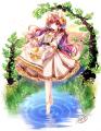 女神の黄金林檎