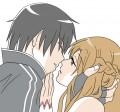 SAOでキス唾/さとのん