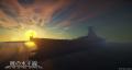 [minecraft]暁の水平線